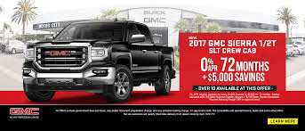 Buick & GMC Dealer In Bakersfield, CA | Motor City Buick GMC