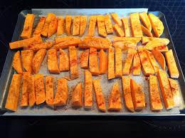 comment se cuisine la patate douce frites de patate douce au four sans gluten cuisiner sans gluten
