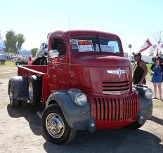 100 41 Chevy Truck COE Pickup 2 Pickup S From The 50s Pinterest