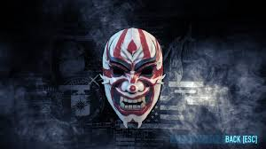 Payday 2 Halloween Masks Disappear by Yakuza Character Pack Payday Wiki Fandom Powered By Wikia