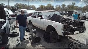 100 Craigslist Savannah Ga Cars And Trucks 1981 Chevy Impala Sedan At Cash N Carry Junkyard In GA