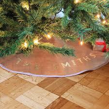 Nightmare Before Xmas Tree Skirt by Personalized Christmas Tree Skirts Christmas Lights Decoration