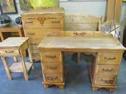1930 s California Rancho BEDROOM SET Style Monterey Furniture