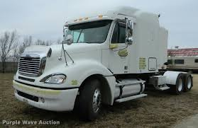 100 Semi Trucks For Sale In Kansas 2004 Freightliner Columbia Semi Truck Item J5002 SOLD J