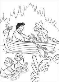 Coloring Pages Of Ariel The Little Mermaid Picture 32 550x770