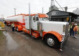 100 Allied Trucking Shell SuperRigs 2013 Best Of Show Winners Drivers Info