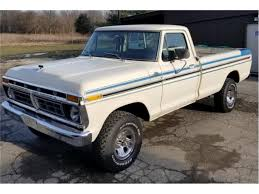 100 1977 Ford Truck Parts F150 For Sale ClassicCarscom CC1208011