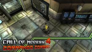 search for modern combat in android
