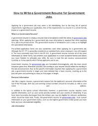 Calaméo - How To Write A Government Resume For Government Jobs 20 Resume For Government Job India Wwwautoalbuminfo Template Free Examples Ac Plishments Government Job Resume Format Yedglaufverbandcom 10 Cover Letters For Jobs Payment Format Unique In New Federal Samples 27 Fresh Sample Malaysia Templates Usajobs Builder Rumes Example Image Simple Examples Jobs