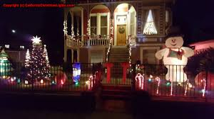 3 Palo Alto Christmas Tree Lane by Best Christmas Lights And Holiday Displays In Alameda Alameda County