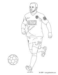 Coloriage Football Coloriages Coloriage À Imprimer Gratuit Fr