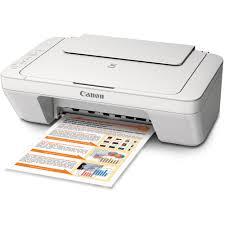 Canon PIXMA MG2520 Inkjet All In One Printer