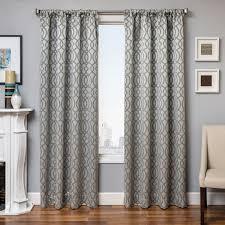 Kohls Sheer Curtain Panels by Softline Home Fashions Drapery Exeter Panel