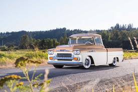 100 1958 Chevy Truck Jacob And Greg Lusks Chevrolet Apache 50th Anniversary Hot