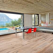 Kahrs Flooring Engineered Hardwood by Kahrs Oak Indossati 1 Strip 190mm Natural Oil Smoked Brushed