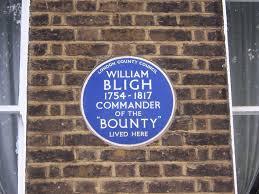 100 Bligh House William BLIGH William 17541817 Commander Of The Flickr