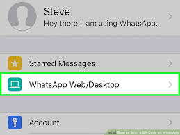How to Scan a QR Code on WhatsApp 12 Steps with