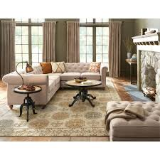 Home Decorators Collection Home Depot by Home Decorators Collection Gentry Distressed Oak Coffee Table