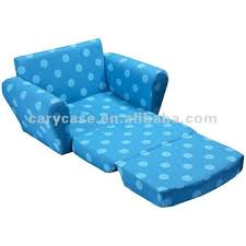Kids Foldable Sofa Sponge Bean Bag Chair
