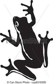Tree frog clipart vector Search Illustration Drawings and EPS