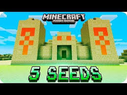 Best Pumpkin Seed Minecraft Pe by Minecraft How To Find A Sand Well Desert Well Watermelon Seeds