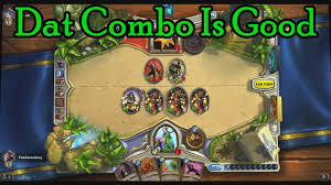 Hearthstone Decks Druid Combo by Lets Play Hearthstone 15 Dat Combo Is Good Druid Vs Warrior