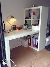 etagere de bureau ikea bureau avec étagère ikea cuisine en image