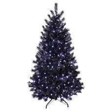 Small Fiber Optic Christmas Tree Sale by Pre Lit 6ft 180cm Christmas Tree Black Green Gold Warm White Led