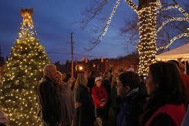Brown Christmas Tree Farm Boone Nc by Thanksgiving Through Christmas Events Blowing Rock North Carolina