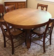 Press Back Chairs Oak by Refinish Oak Table Beautiful Home Design