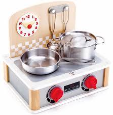 hape kinder küchenset 2 in 1 küchen grill set 6 tlg