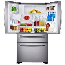 Samsung Cabinet Depth Refrigerator Dimensions by Amazon Com Samsung Rf24fsedbsr Stainless Steel Counter Depth 4