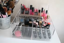Desk Drawer Organizer Ikea by New Makeup Organizer Storage U2013 Nicole U0027s Beauty Blog