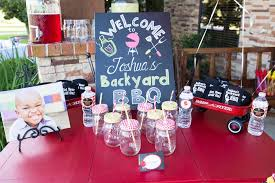 Backyard BBQ Birthday Party Via Karas Ideas