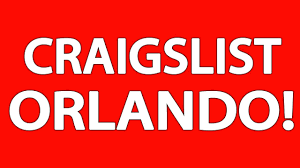Craigslist Orlando - YouTube