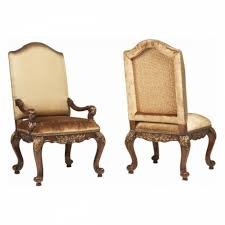 Antique And Classic Wooden Dining Chairs Gold Dining Room Chairs