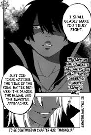 Fairy Tail Chapter 436 Spoilers Connections