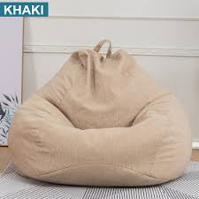 Meigar 39.4x47.2'' Extra Large Bean Bag Chair Sofa Cover Indoor/Outdoor  Game Seat BeanBag Adults Kid Top 10 Bean Bag Chairs For Adults Of 2019 Video Review 2pc Chair Cover Without Filling Beanbag For Adult Kids 30x35 01 Jaxx Nimbus Spandex Adultsfniture Rec Family Rooms And More Large Hot Pink 315x354 Couch Sofa Only Indoor Lazy Lounger No Filler Details About Footrest Ebay Uk Waterproof Inoutdoor Gamer Seat Sizes Comfybean Organic Cotton Oversized Solid Mint Green 8 In True Nesloth 100120cm Soft Pros Cons Cool Desain