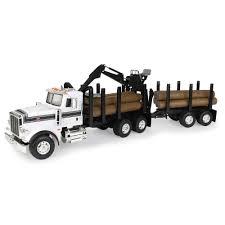 100 Bruder Logging Truck Amazoncom ERTL 46720 116 Big Farm Peterbilt With