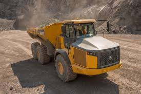 John Deere E-Series Articulated Dump Trucks Feature A Load Of New ... Powerful Articulated Dump Truck Royalty Free Vector Image Yellow Jcb 722 Articulated Dump Truck Stock Photo Picture And Bergmann 3012rplus Bd15 0bs Adt Price Deere 410e Arculating For Sale John Off Highwaydump Volvo A 25 6x6 13075 Year 714 718 Brochure Transport Services Heavy Haulers 800 A30f Rediplant Trucks For Sale Us Terex Ta25 Articulated Dump Truck Seat Assembly Gray Cloth Air