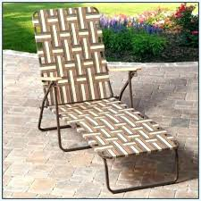 Impressive Folding Outdoor Chair Walmart Outdoor Chaise Lounge