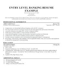 Sample Resume Banker Banking Resumes Commercial Bank Relationship Manager