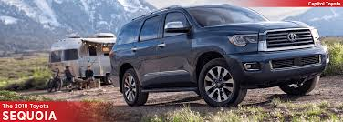 2018 Toyota Sequoia   Full-Size SUV Model Information   Salem, OR Superior Used Auto Sales Detroit Mi New Cars Trucks Capital Preowned Suvs In St Johns Capitol Raleigh Nc Buick Gmc Baton Rouge Serving Gonzales Denham Springs San Jose Ca Service Car Credit Is A Honda Hyundai Dealer Selling New And Used Smithfield Of 2018 Toyota Sequoia Fullsize Suv Model Information Salem Or El Paso Tx Happy Monday May The Time To Drive Off At
