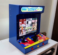 diy arcade cabinet kits more 2 player w 17 lcd