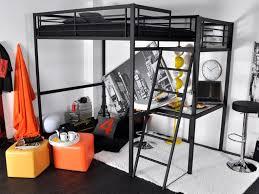 chambre avec lit mezzanine 2 places lit mezzanine casual ii 2 personnes bureau option matelas