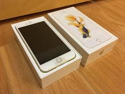 FOR SELL BRAND NEW Apple iPhone 6S Plus 128GB Iphone