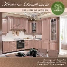 landhausküche chateu arle komplett küche l form 3m x 2 4m
