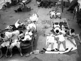 retro indy the sinking of the uss indianapolis
