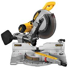 Charlie Brown Christmas Tree Home Depot by Dewalt 15 Amp 12 In Dual Bevel Sliding Compound Miter Saw Dws709