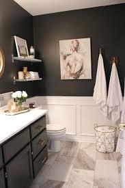Wall Decor For Small Bathroom Best Ideas On Half Remodel